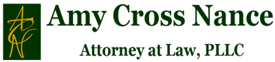 Amy Cross Nance Attorney at Law, PLLC